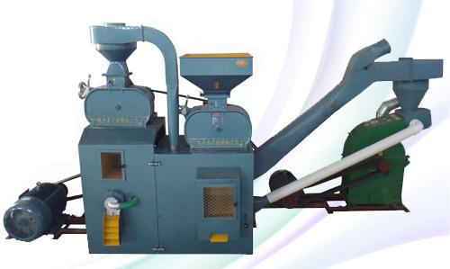 广西碾米机如何调整呢?