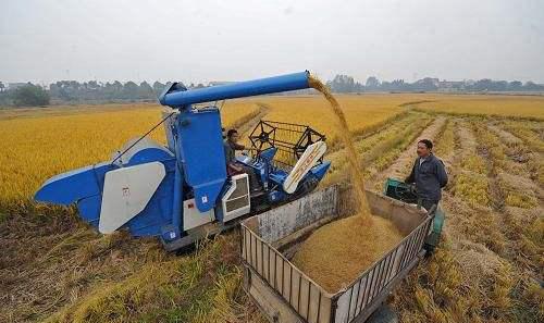 组合碾米机的调整方法