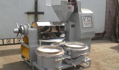 关于广西榨油机的常见问题及处理方法?