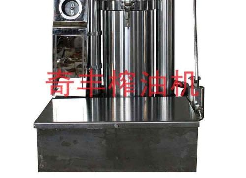 河南YZYJ-15KG自动液压榨油机