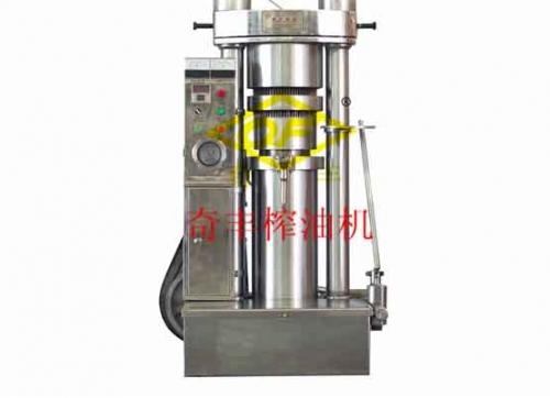 南阳YZYJ-10KG自动液压广西榨油机