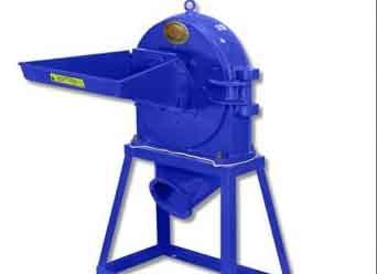 桂林普35型粉碎机