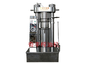 崇左YZYJ-15KG自动液压榨油机