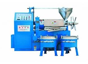 桂林6YL-131型生熟两用螺旋榨油机