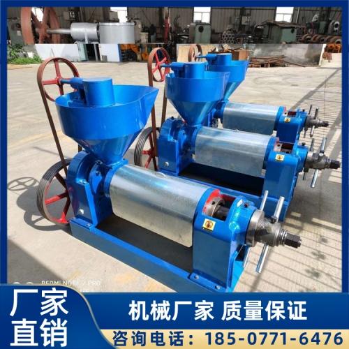 120型螺旋型榨油机