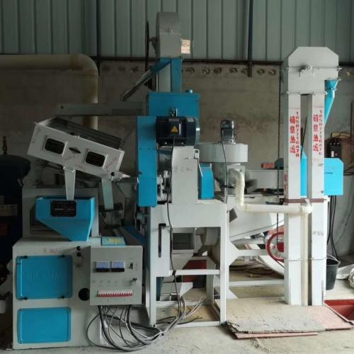 15-1111新型碾米机